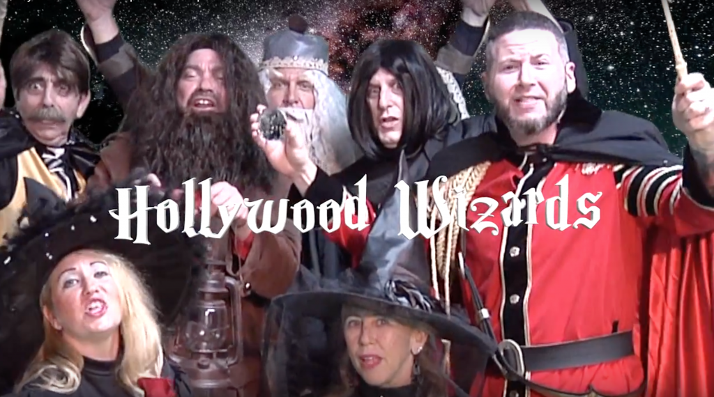 Hollywood Wizard Experiance